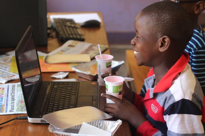 MixaKids First ever Animation and Writing Camp in Kampala