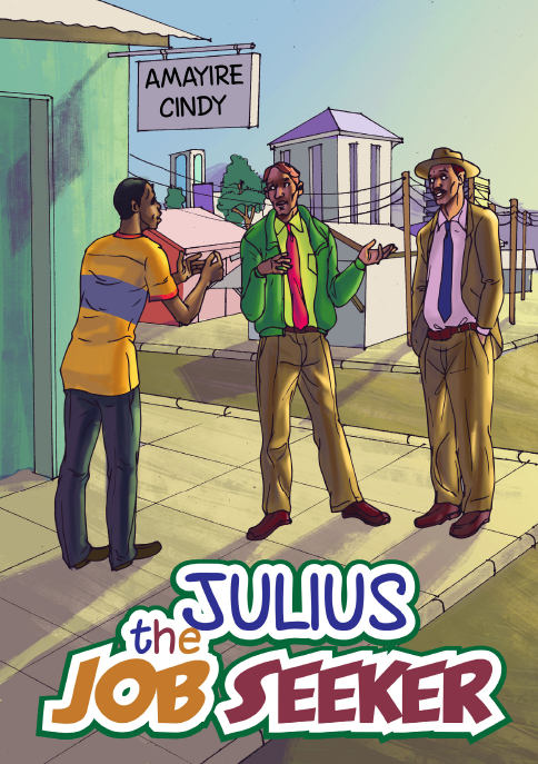 JULIUS THE JOB SEEKER