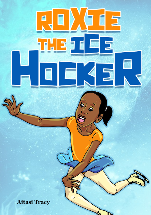 ROXIE THE ICE HOCKER