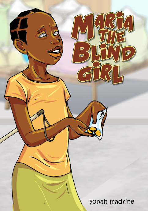 MARIA THE BLIND GIRL