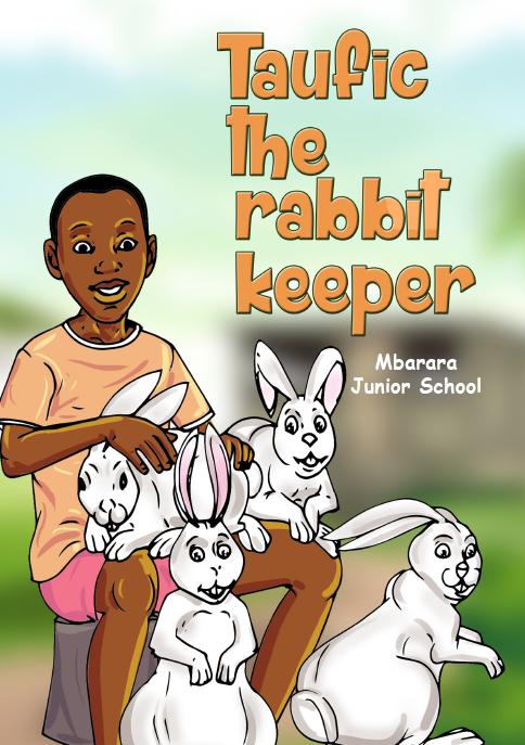 TAUFIC THE RABBIT KEEPER