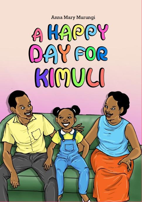 A HAPPY DAY FOR KIMULI