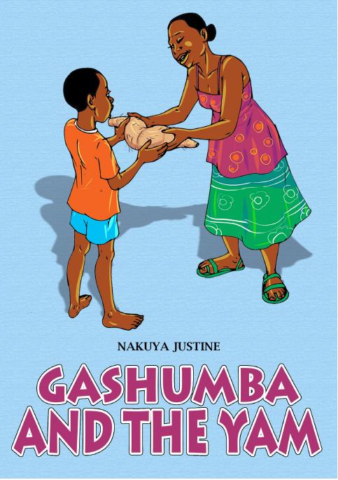 Gashumba And The Yam
