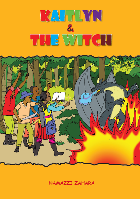 Kaitlyn & The Witch