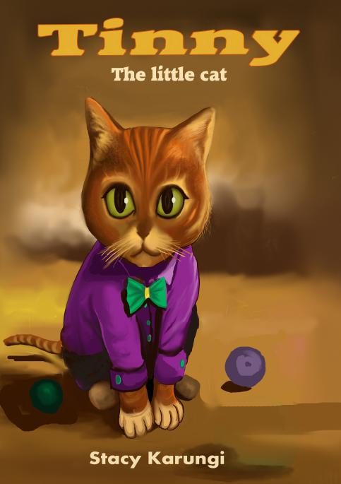 TINNY THE LITTLE CAT