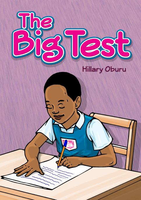 THE BIG TEST