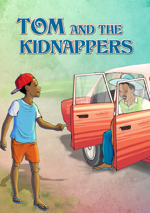 TOM AND THE KIDNAPPERS