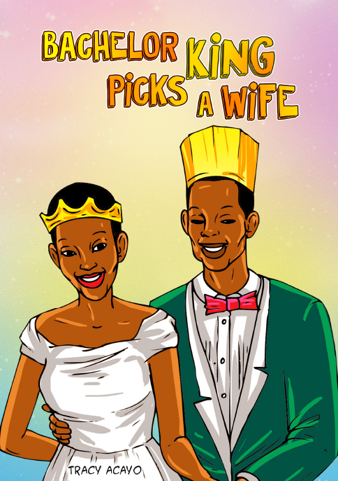BACHELOR KING PICKS A WIFE