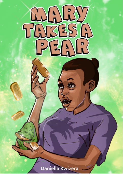 MARY TAKES A PEAR