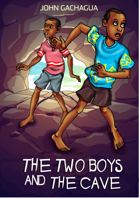 THE TWO BOYS AND THE CAVE