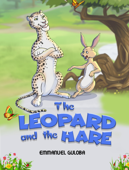 THE LEOPARD AND THE HARE