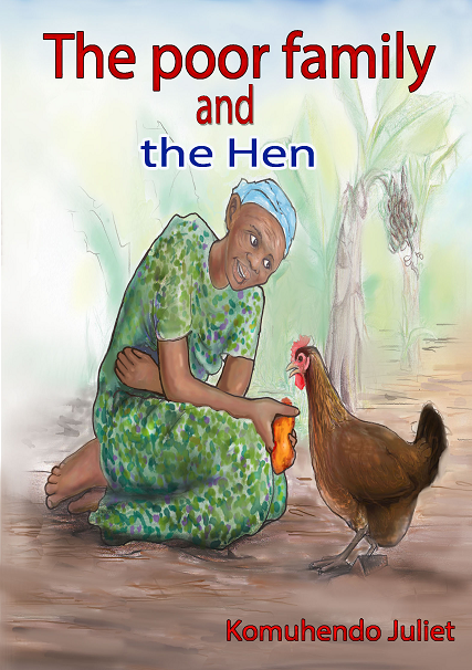 THE POOR FAMILY AND THE HEN