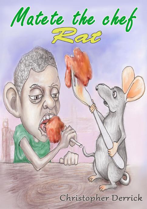 Matete The Chef Rat