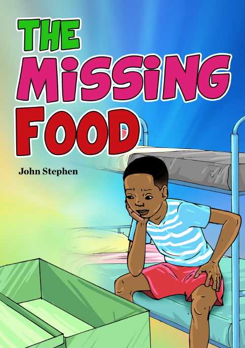 THE MISSING FOOD