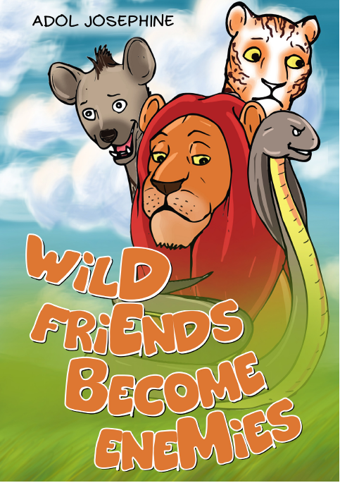 WILD FRIENDS BECOME ENEMIES