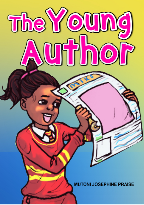THE YOUNG AUTHOR