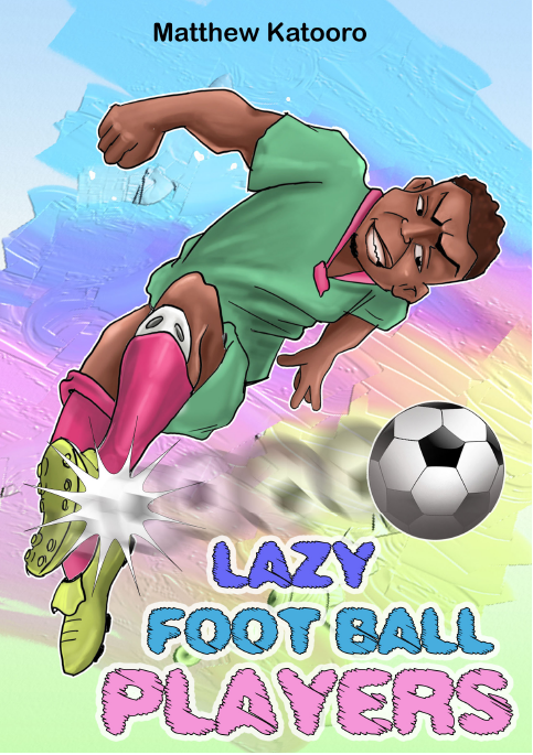 LAZY FOOTBALL PLAYERS