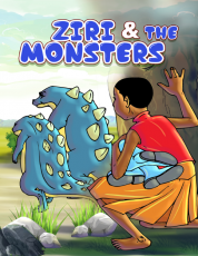 ZIRI AND THE MONSTERS