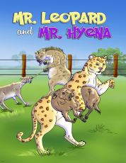 MR.LEOPARD AND MR.HYENA