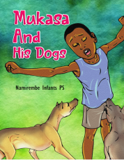MUKASA AND HIS DOGS