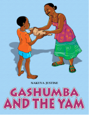GASHUMBA AND THE YAM