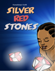 SILVER RED STONES