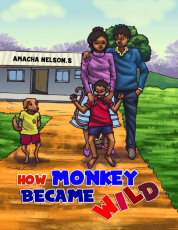 HOW MONKEY BECAME WILD