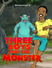 THREE BOYS AND THE MONSTER