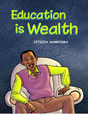 EDUCATION IS WEALTH