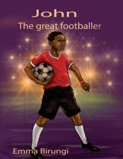 JOHN THE GREAT FOOTBALLER
