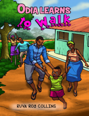 ODIA LEARNS TO WALK